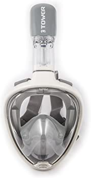 Tower Full Face Snorkel Mask