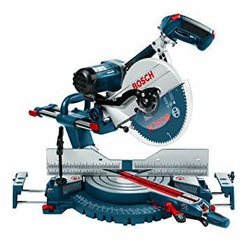 Bosch 5412 12 Inch Dual Bevel Slide Miter Saw Amazonca Tools Home Improvement