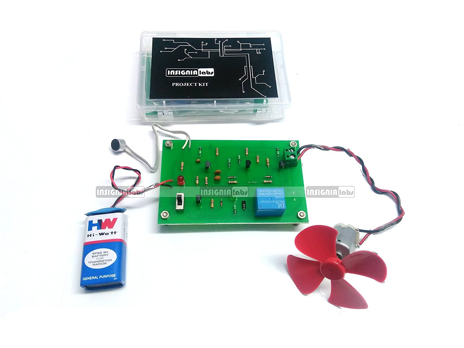 Diy Contact Mic Circuit Electronic Circuit Projects