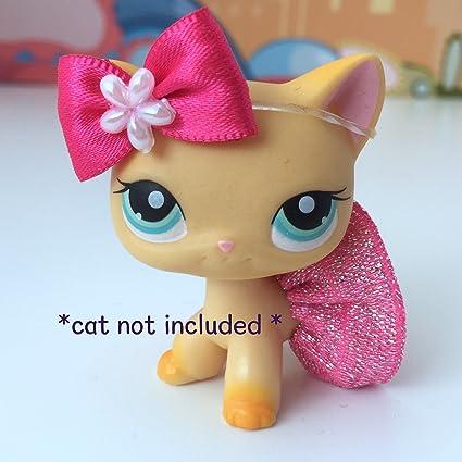 Amazon.com: Littlest Pet Shop accesorios lps Lot lazo falda ...