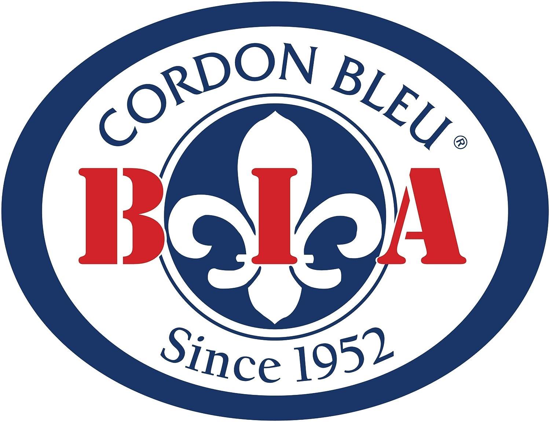 Set of 6 BIA Cordon Bleu 2-Ounce Ooh La La Marie Round Tidbit and Sauce Dish Red//White