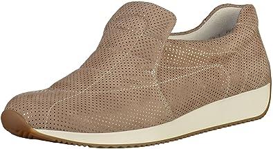 a62eb97e ara Women's Lissabon Loafers, Beige: Amazon.co.uk: Shoes & Bags