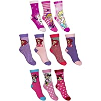 10 unidades de calcetines para Niños, joven, chica, Medias, mezcla