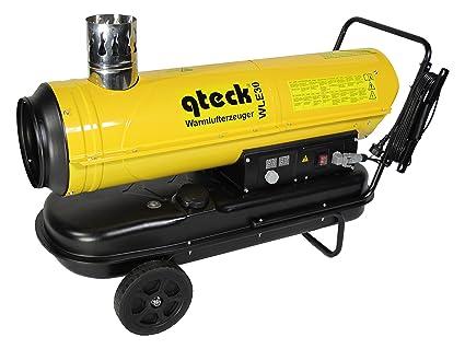 TROTEC 30 kW Indirekt Ölheizer IDE 30 Heizkanone Bauheizer Heizgerät Zeltheizung