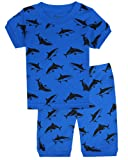 Amazon Price History for:Babyroom Boys Pajamas Toddler Clothes Kids Short Pjs 100% Cotton Sleepwear Pants Set
