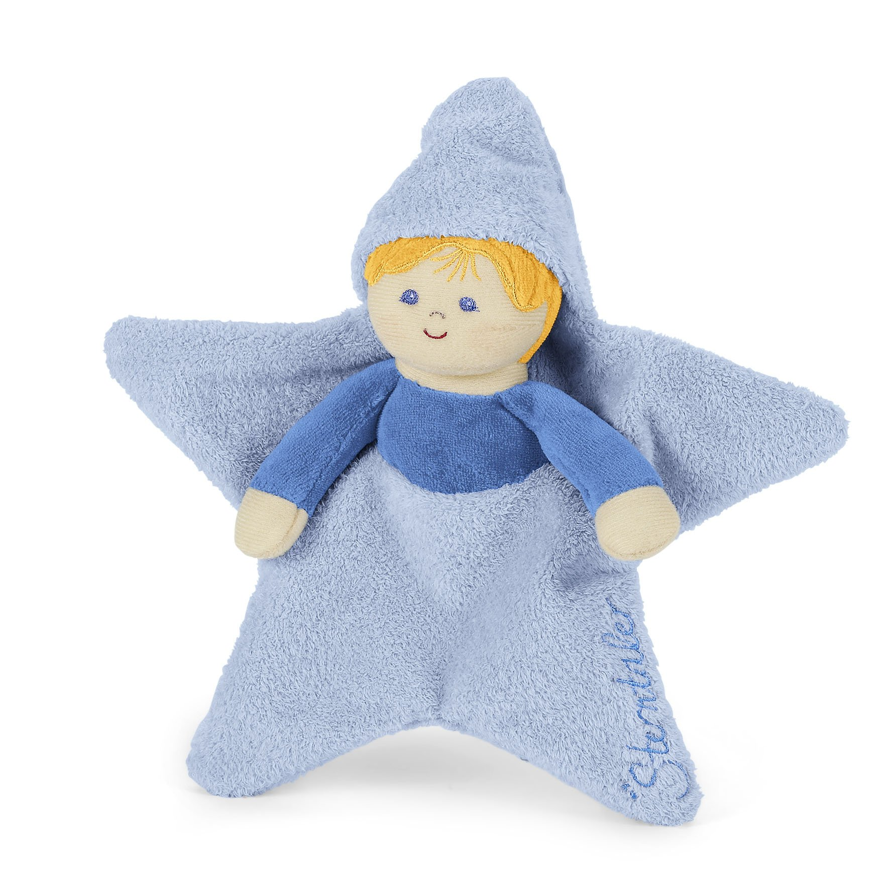 Sterntaler 3001556 - Puppet Child Bleu