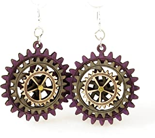 product image for Kinetic Gear Earring 4G