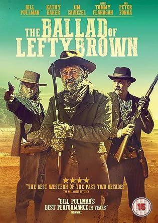 The Ballad Of Lefty Brown [Reino Unido] [DVD]