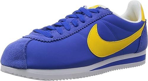 Nike Classic Cortez Nylon, Chaussures de Running Entrainement Homme