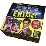 DOCTOR (DR) WHO MONSTER INVASION EXTREME TRADING CARD GAME ~ 24 PACKS ~ FULL BOX ~ SET 2 ~ NEW VERSION