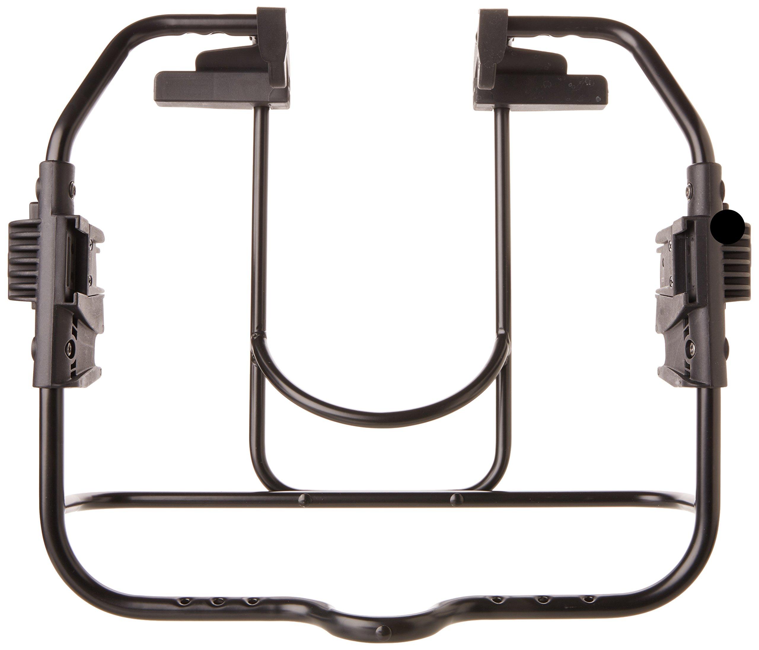 Quinny Moodd Universal ICS Adapter, Black by Quinny
