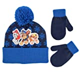Nickelodeon Boys' Toddler Paw Patrol Beanie Hat and