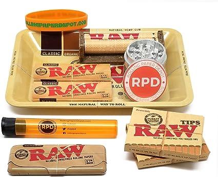 Smoker/'s Kit RAW grinders