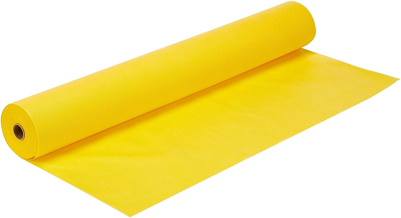 Papstar, Tischdecke, stoffähnlich, stoffähnlich, stoffähnlich, Vlies  soft selection  40 m x 0,9 m gelb auf Rolle,  84951 fcd51c