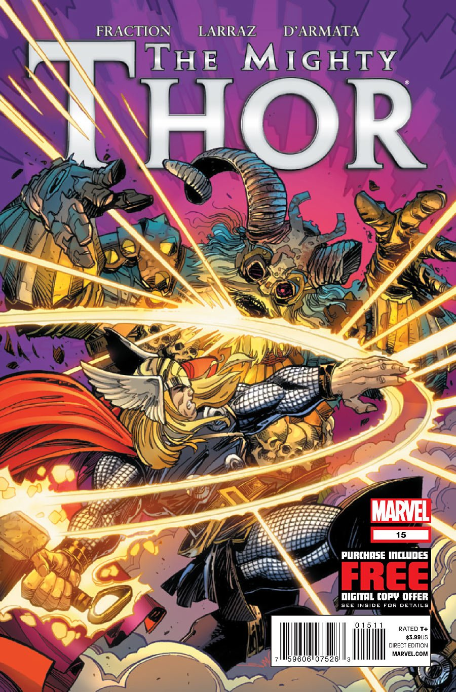 Download Mighty Thor (Issue #15) PDF