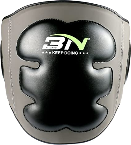 Kick Boxing Belly Pad Muay Thai Body Armour Gym Fitness Weight Lifting Support