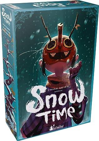Asmodee- Snow Time, LMSNO01FR, juego familiar , color/modelo surtido: Amazon.es: Juguetes y juegos