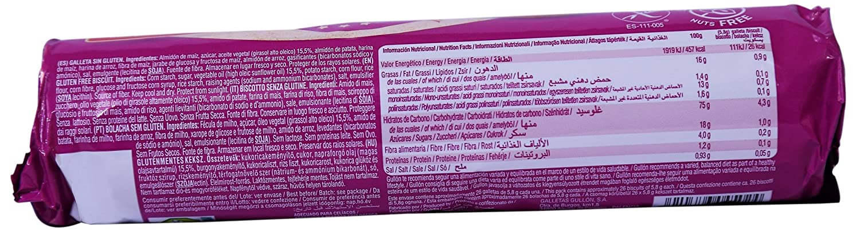 GULLON galletas digestive SIN GLUTEN paquete 150 gr: Amazon.es: Alimentación y bebidas