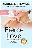 Fierce Love - Sweet (The Barrington Billionaires Book 1)