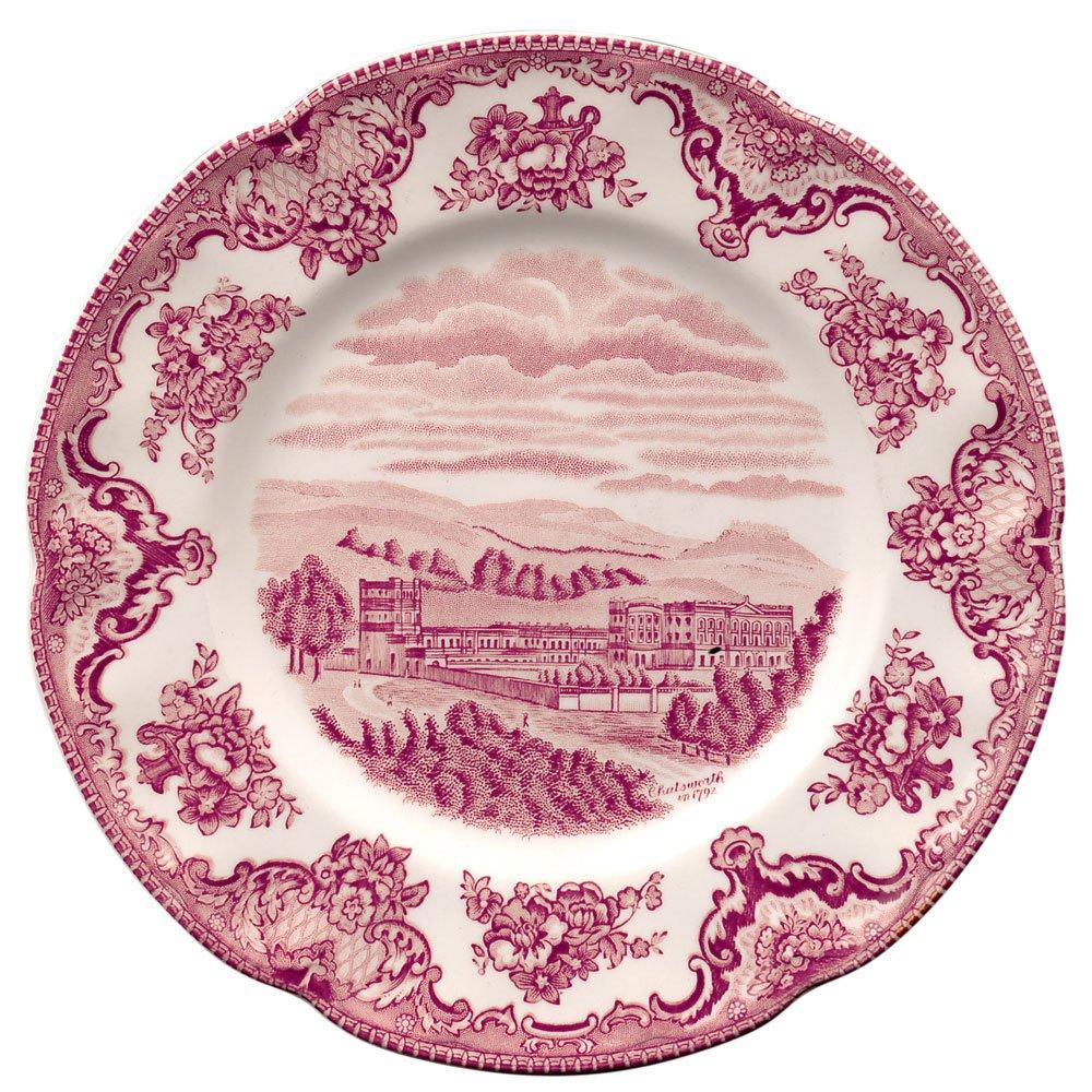 Amazon.com   Johnson Brothers Dinnerware Old Britain Castles Pink ...