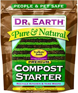 product image for Dr. Earth Pure & Natural Compost Starter 3 lb