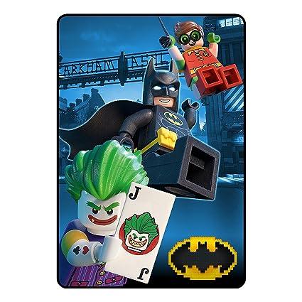 Amazon.com: Lego Batman Plush Blanket: Home & Kitchen