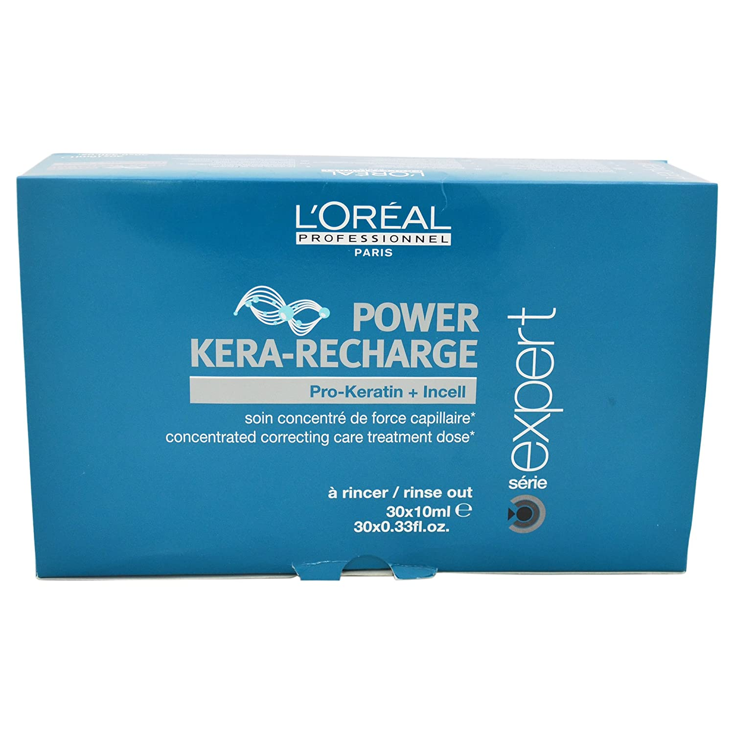 Amazon.com: L Oreal Professional Queratina Power kera ...