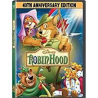 Robin Hood: 40th Anniversary Edition (Bilingual)