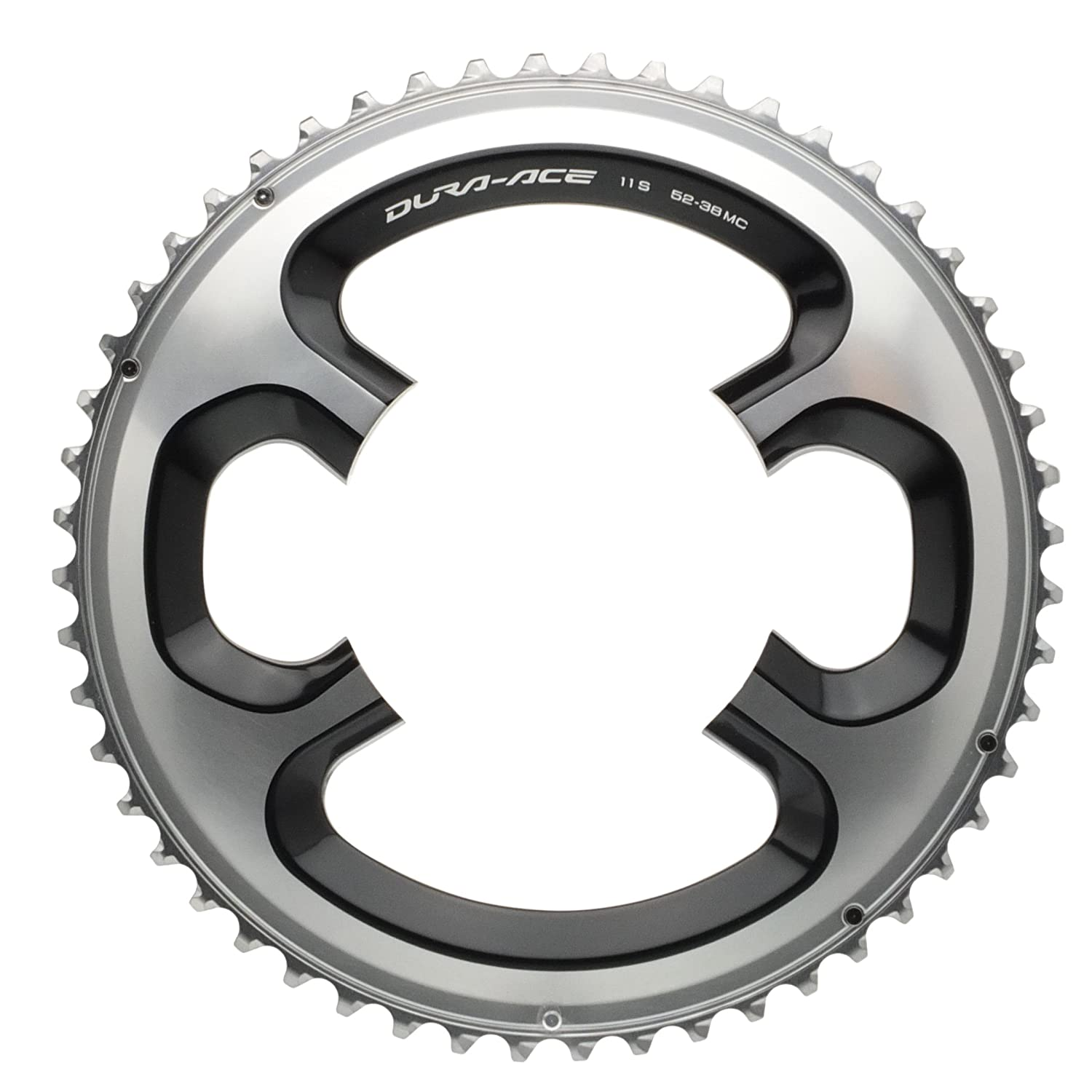 Chainring 52T-MC Dura-Ace FC-9000 For 52 38T