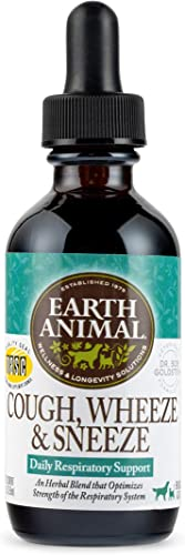 Earth Animal Organic Herbal Remedies for Dogs Cats