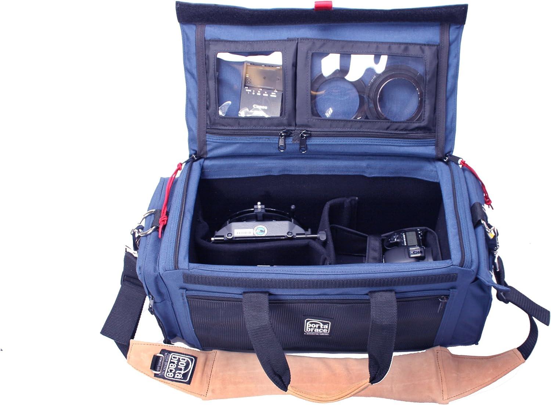 PortaBrace DCO-1U Small DSLR Camera Organizer Bag Blue