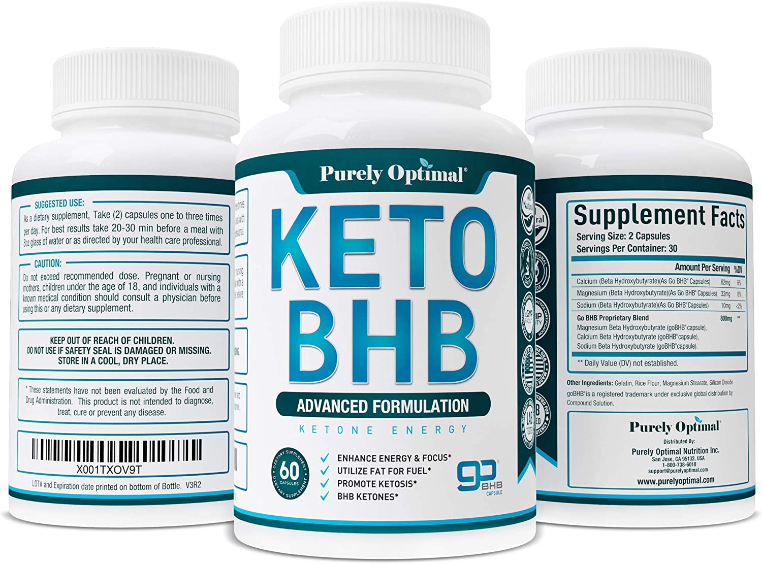The Final Verdict on KETO BHB capsules.