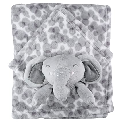 Baby Nursery Bedding Baby Pram Blanket Cuddly Fleece Warm 75 X 100 Cm White Supersoft Baby Wrap