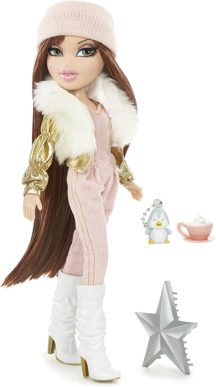 Amazon.com: Bratz Pink Winter Dream Meygan: Toys & Games
