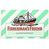 Fisherman's Friend Menthe sans Sucres 600 g - Boîte de 24 Sachets
