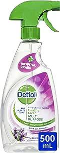 Dettol Healthy Clean Multi Purpose Cleaner, Fresh Lavender, 500mL