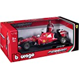 Bburago 2015 Formula 1 Diecast Vehicle (1:18 Scale)
