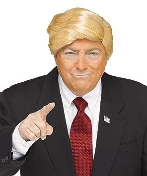 Shoperama Blonde Comb Over Donald Trump Perucke Prasident Politiker