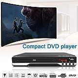 Compact DVD Player for TV - Multi Region Digital
