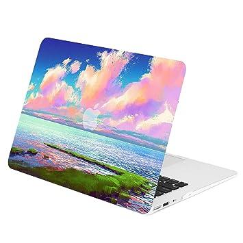 Top-case Air 13 New Art Fashion imagen – Carcasa para MacBook Air 13