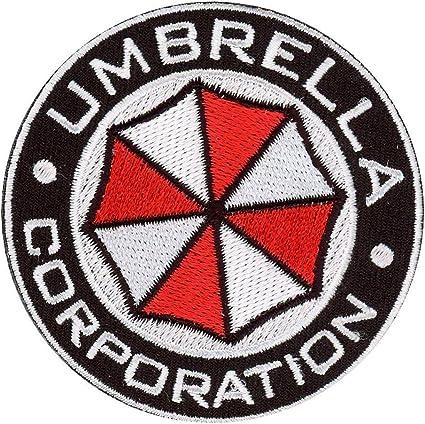 Resident Evil Umbrella Corporation Morale Hook Fastener patch 4.0 x 1.5