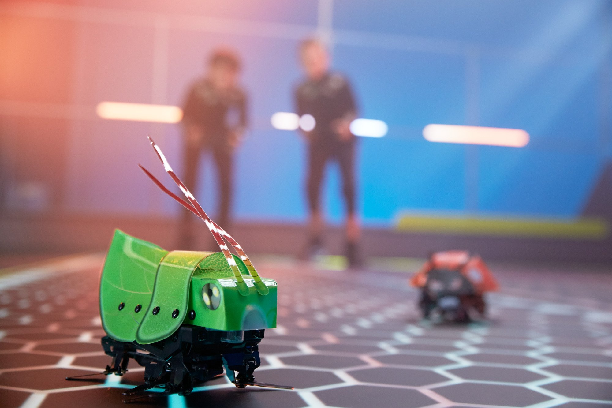 Kamigami Atlasar Robot by Mattel (Image #14)