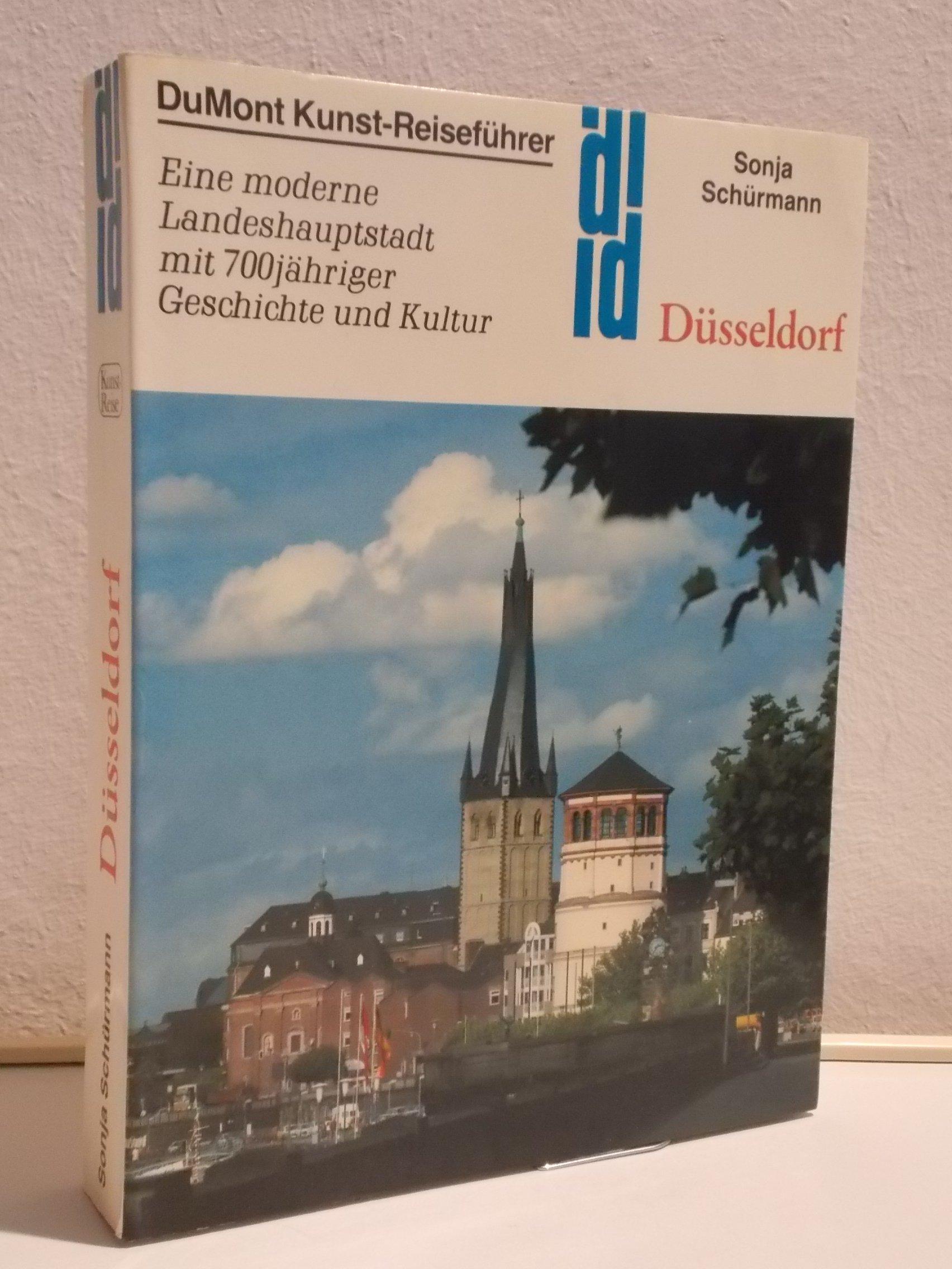 Düsseldorf: eine moderne Landeshauptstadt mit 700 jähriger Geschichte und Kultur
