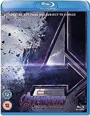Avengers Endgame Blu-ray