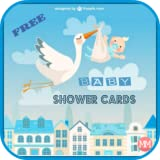 Free Baby Shower Cards