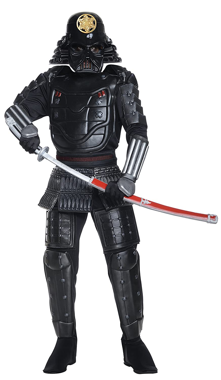 Samurai Darth Vader Fancy dress costume X-Large: Amazon.es ...