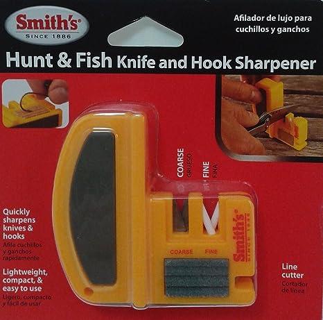 Amazon.com: Smith de la Caza y Pesca Cuchillo y gancho ...