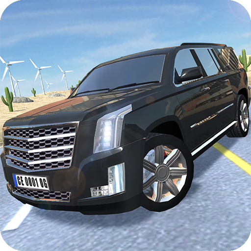 Offroad Escalade - Auto Cars Driving