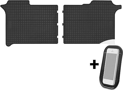 Moto Moltico Gummimatten Auto Fußmatten Gummi Automatten Passgenau 2 Teilig Set Passend Für Man Tge Vw Crafter Ab 2017 Auto
