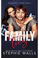 Family Ties: A Stepbrother Romance Kindle Edition